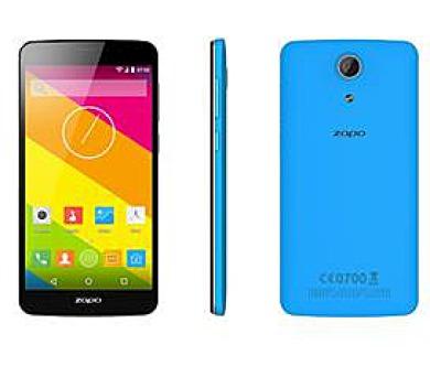 ZOPO ZP351 Color S5 gsm tel. Blue + DOPRAVA ZDARMA