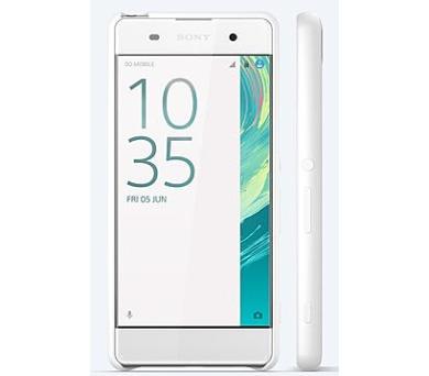 Sony Style Back Cover pro Xperia XA White