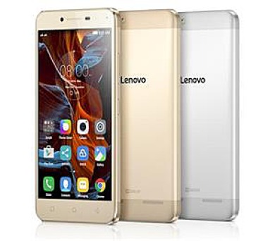 Lenovo Vibe K5 Plus LTE DS gsm tel. Gold