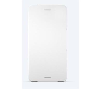 Sony Style Cover Flip pro Xperia X Performance White + DOPRAVA ZDARMA