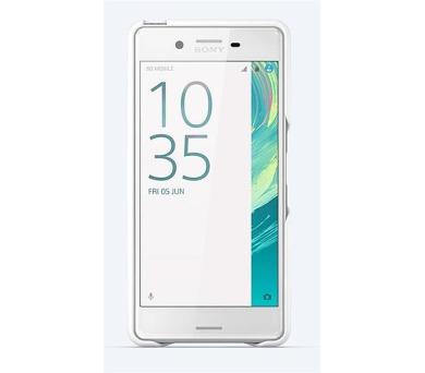 Sony Style Back Cover pro Xperia X Performance White + DOPRAVA ZDARMA