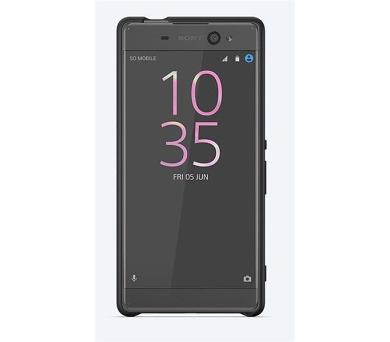 Sony Style Back Cover pro Xperia XA Ultra Graphite Black + DOPRAVA ZDARMA