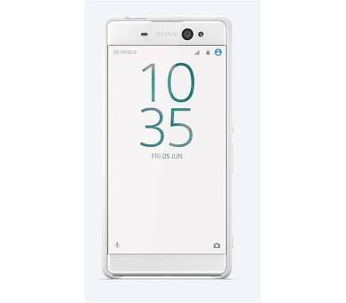 Sony Style Back Cover pro Xperia XA Ultra White + DOPRAVA ZDARMA