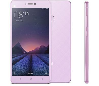 Xiaomi Mi4S 64 GB - růžový