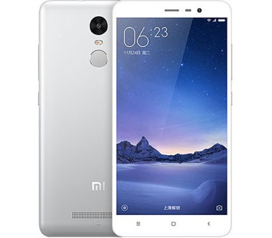 Xiaomi Redmi Note 3 16 GB - stříbrný
