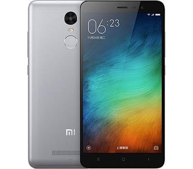 Xiaomi Redmi Note 3 32 GB - šedý
