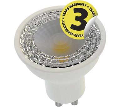 LED žárovka Premium MR16 60° 7,5W GU10 teplá bílá