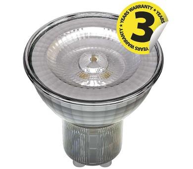 LED žárovka Premium MR16 A++ 4W GU10 teplá bílá