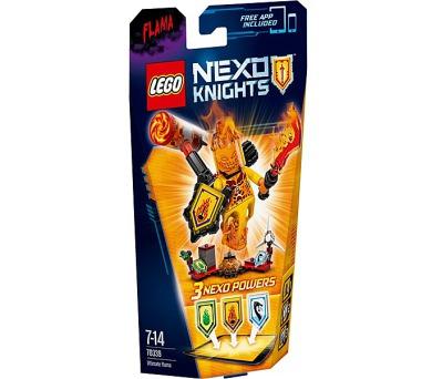 Stavebnice Lego® Nexo Knights 70339 Úžasný Flama