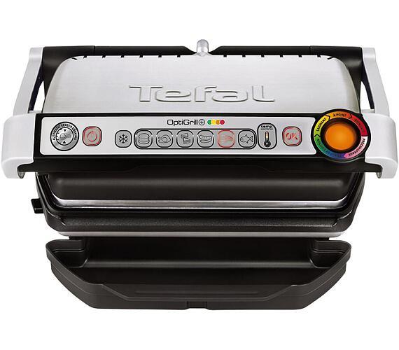 Tefal GC712D34 Optigrill+ + dárek po registraci na stránkách Tefal + DOPRAVA ZDARMA