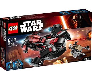 Stavebnice Lego® Star Wars TM 75145 Eclipse Fighter - Stíhačka Eclipse + DOPRAVA ZDARMA