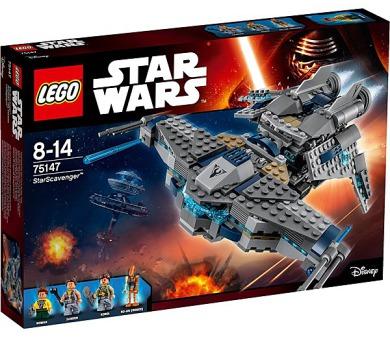 Stavebnice Lego® Star Wars TM 75147 StarScavenger - Hvězdný Scavenger + DOPRAVA ZDARMA
