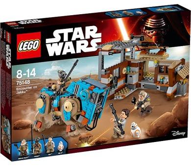 Stavebnice Lego® Star Wars TM 75148 Encounter on Jakku - Setkání na Jakku