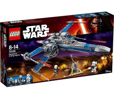Stavebnice Lego® Star Wars TM 75149 Resistance X-wing Fighter™ - Stíhačka X-wing Odporu