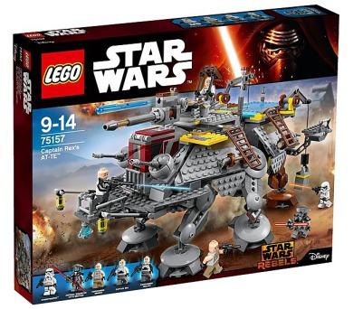 Stavebnice Lego® Star Wars TM 75157 Captain Rex's AT-TE - AT-TE kapitána Rexe