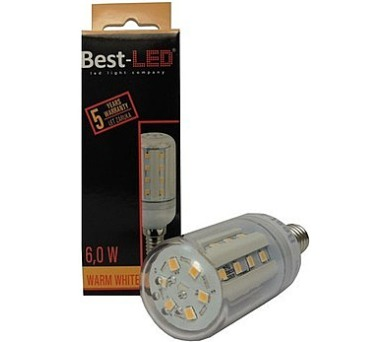 Best-Led E14 6W tep.bílá BL-C0-6-WW-E14