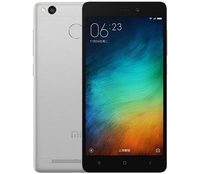 Xiaomi Redmi 3S CZ LTE 32 GB - šedý