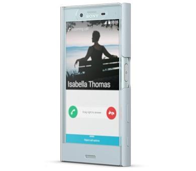 Sony Style Cover Touch pro Xperia X Compact Blue + DOPRAVA ZDARMA