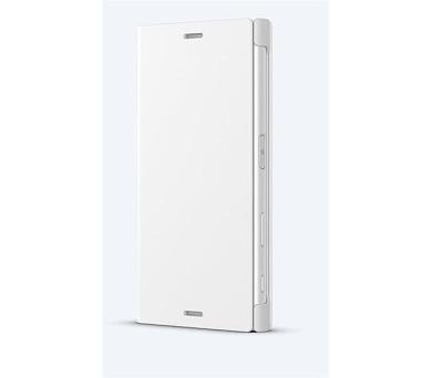 Sony Style Cover Flip pro Xperia X Compact White + DOPRAVA ZDARMA