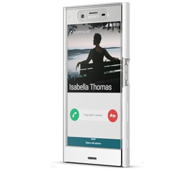 Sony Style Cover Touch pro Xperia XZ White + DOPRAVA ZDARMA