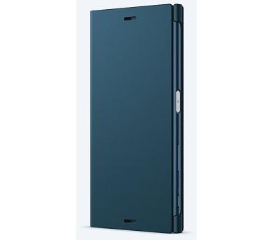 Sony Style Cover Flip pro Xperia XZ Blue + DOPRAVA ZDARMA
