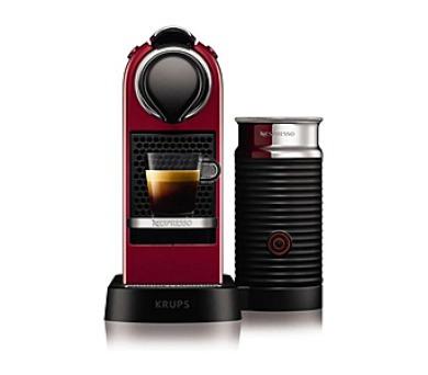 Krups XN760510 Nespresso Citiz + DOPRAVA ZDARMA
