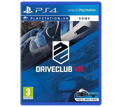 Sony PlayStation VR DriveClub