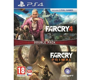 Ubisoft PlayStation 4 Far Cry Primal + Far Cry 4 - duopack