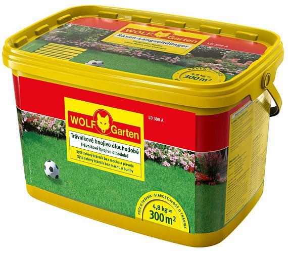 WOLF-Garten LD-A 300 + DOPRAVA ZDARMA