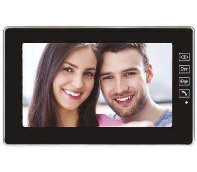 Domácí videotelefon s pamětí + DOPRAVA ZDARMA