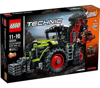 Stavebnice LEGO® TECHNIC 42054 CLAAS XERION 5000 TRAC VC