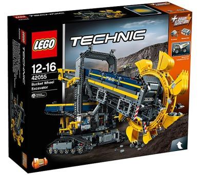 Stavebnice LEGO® TECHNIC 42055 Těžební rypadlo