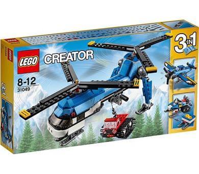 Stavebnice LEGO® CREATOR 31049 Vrtulník se dvěma vrtulemi + DOPRAVA ZDARMA