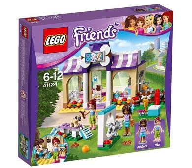 Stavebnice Lego® Friends 41124 Péče o štěňátka v Heartlake