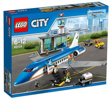 Stavebnice Lego® City Letiště 60104 terminál pro pasažéry