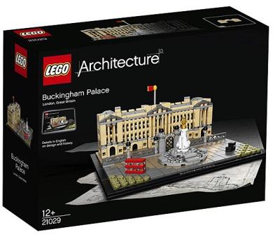 Stavebnice LEGO® ARCHITECTURE 21029 Buckinghamský palác
