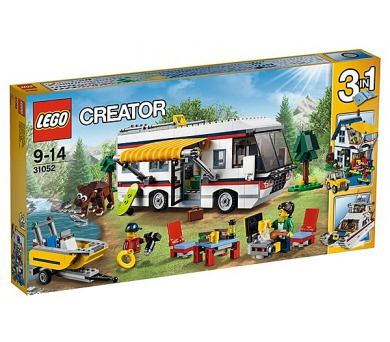 Stavebnice LEGO® CREATOR 31052 Prázdninový karavan