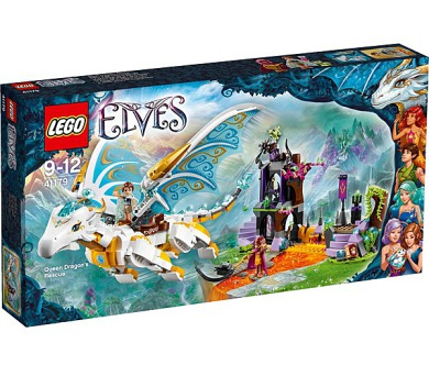 Stavebnice LEGO® ELVES 41179 Záchrana dračí královny