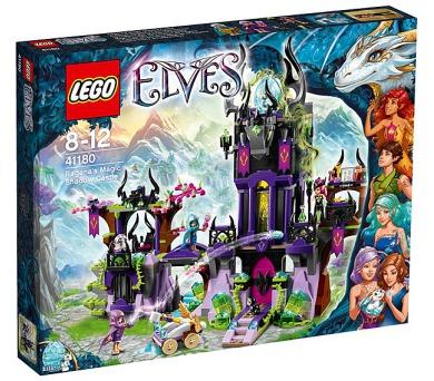 Stavebnice Lego® Elves 41180 Ragana a kouzelný temný hrad