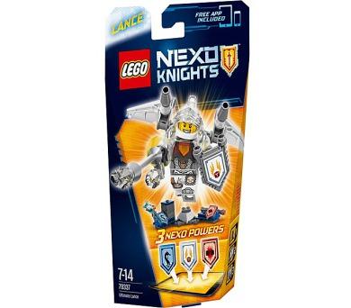Stavebnice Lego® Nexo Knights 70337 Úžasný Lance