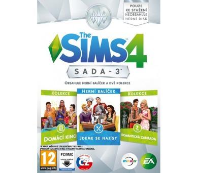 Rozšíření na PC hru EA The Sims 4 - Bundle Pack 3