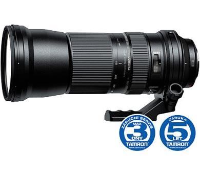 Tamron SP 150-600mm F/5-6.3 Di VC USD G2 pro Nikon + DOPRAVA ZDARMA