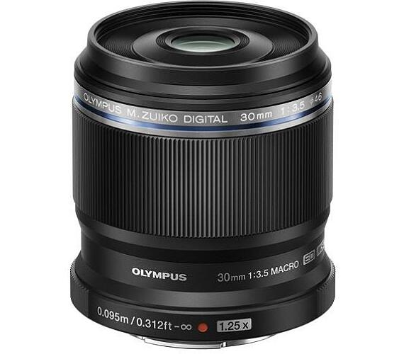 Olympus EM-3035 Macro black + DOPRAVA ZDARMA