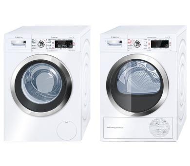 Bosch WAW28740EU + Sušička Bosch WTW85530BY + 100 dní možnost vrácení* + DOPRAVA ZDARMA