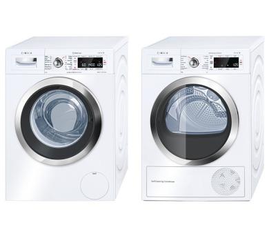 Bosch WAW28740EU + Sušička Bosch WTW85561BY