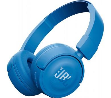 JBL T450BT Bluetooth - modrá + DOPRAVA ZDARMA