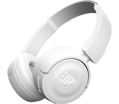 JBL T450BT Bluetooth - bílá + DOPRAVA ZDARMA