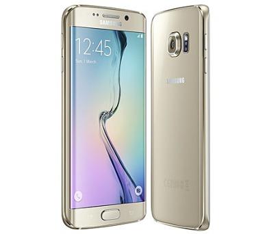 Samsung Galaxy S6 Edge (G925) 32 GB - zlatý + DOPRAVA ZDARMA