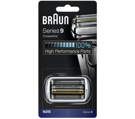 Braun Series9 - 92S + DOPRAVA ZDARMA