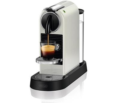 DeLonghi Nespresso EN167.W Citiz + poukaz na kávu v hodnotě až 2.000 Kč* + DOPRAVA ZDARMA